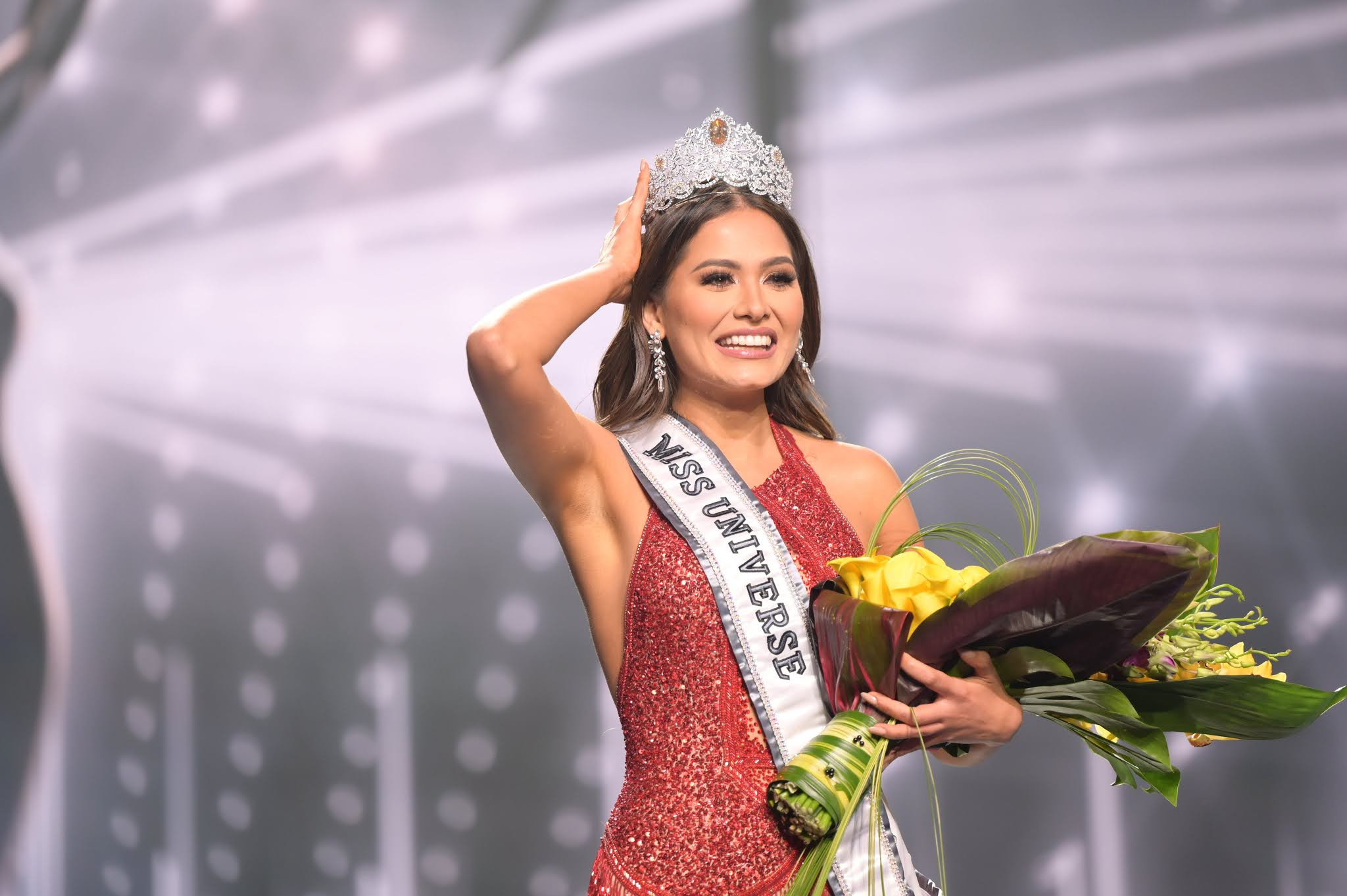 Software engineer Andrea Meza of Mexico crowned 69th Miss Universe, beating out Miss Brazil