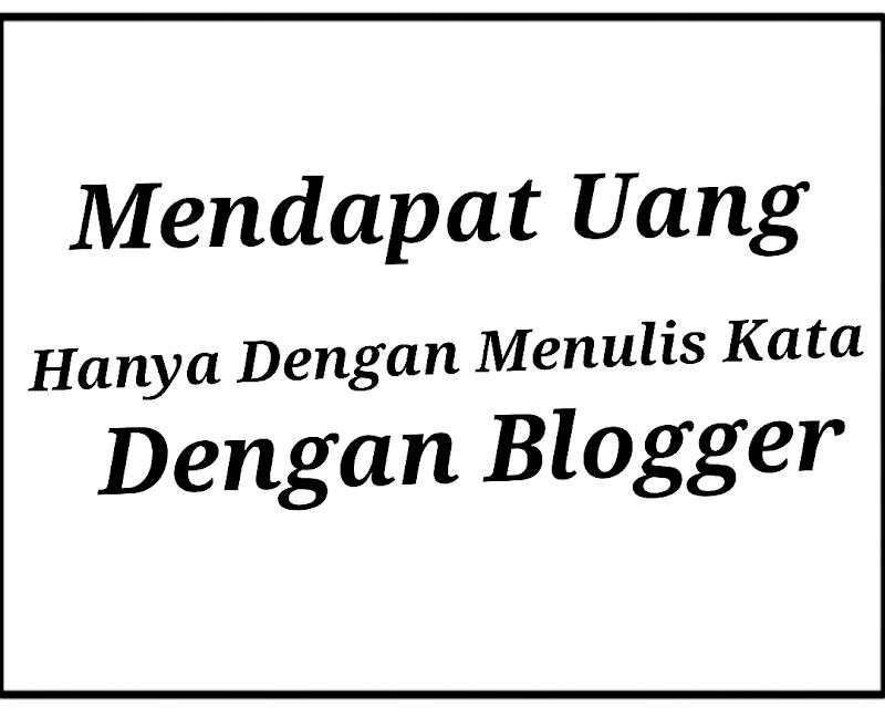 Cara Menghasilkan Uang Secara Online sebagai Blogger.
