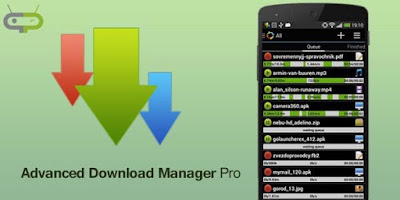 Advanced Download Manager Pro Apk + Mod for Android