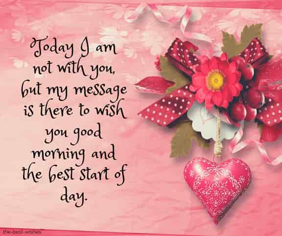 good morning messages images