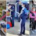 FOTO Val de amenzi pentru lipsa măștii de protecție! 200 de polițiști în uniformă și în ținută civilă au descins, sâmbătă dimineață, în Târgul Auto Cumpărătura, în Piața Vicovu de Sus, în piețele din Suceava și Siret și în alt spații ublice din județ