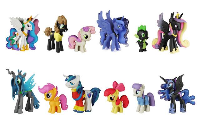 Funko Mystery Mini Series 3 Figures -