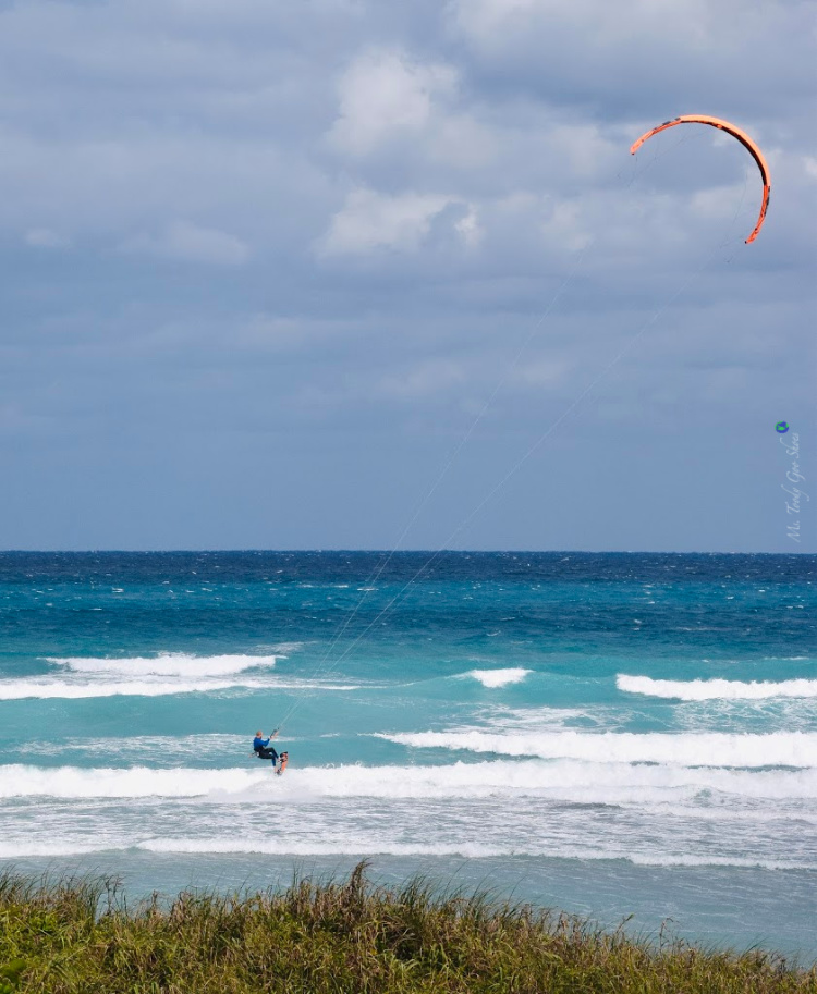 Windsurfing in Florida | Ms. Toody Goo Shoes