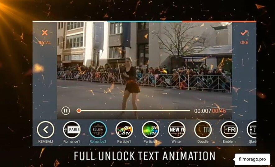 FilmoraGo Pro APK