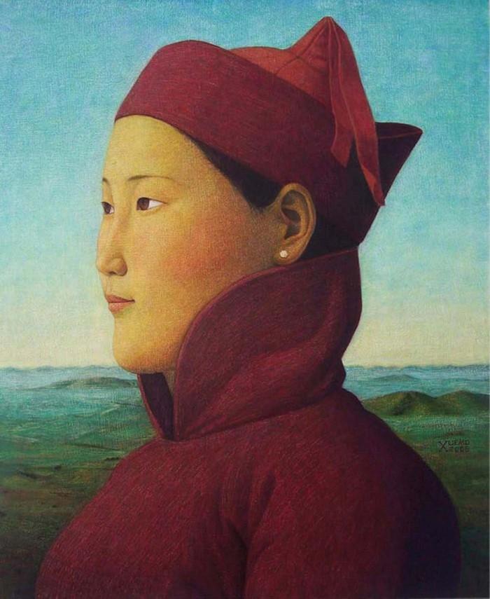 Жизнь Монголии. Xue Mo