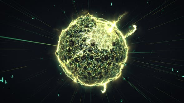 Energy Ball Logo[Videohive][After Effects][21875055]