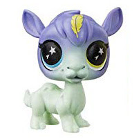 LPS Lucky Pets Lucky Pets Glow-in-the-Dark Eyes Jazzy (#No#) Pet