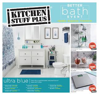 Kitchen stuff plus flyer valid February 15 - 25 , 2018