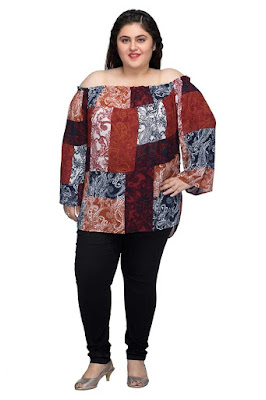 http://www.oxolloxo.com/printed-off-shoulder-top.html