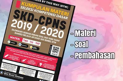 Unduh Ebook Kumpulan Materi Skd Twk Tiu Tkp Cpns 2019 2020 Pdf