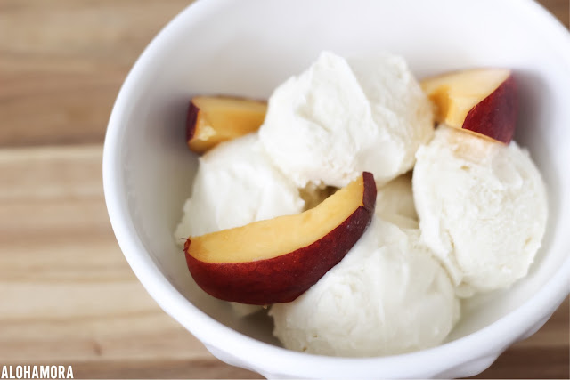 The BEST Homemade Vanilla Ice Cream recipe. This recipe will convert you to the awesomeness of vanilla ice cream.  Add fresh fruit or peaches on top or use a cone for a diet friendly treat.  Low fat ice cream you won't even know is lower fat. Delicious. The best. Alohamora Open a Book http://alohamoraopenabook.blogspot.com
