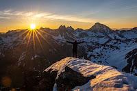 Mountain Sunrise - Photo by Damian Markutt on Unsplash
