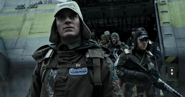 Michael Fassbender regresará en Alien: Covenant