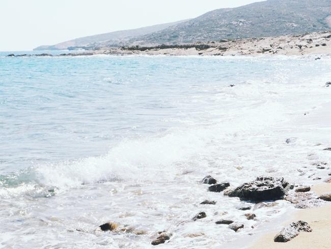 Psathi plaza Ios ostrvo najlepse plaze