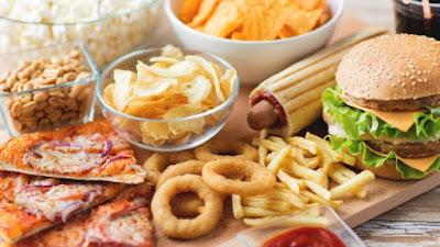 Sağlıksız Gıdalar Serisi 1
