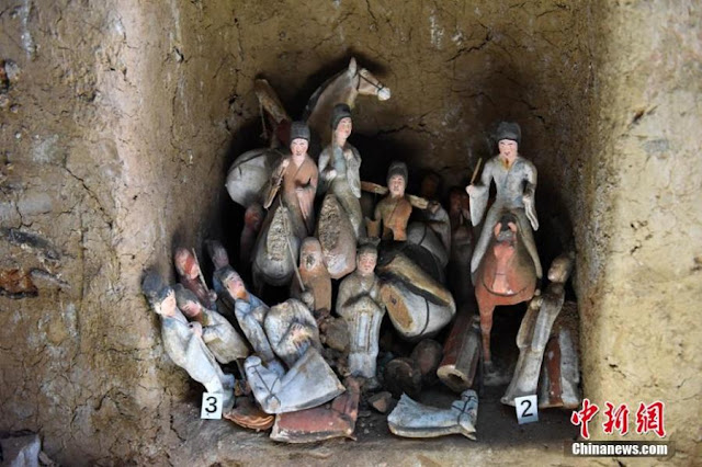 Over 1,000-year-old royal tomb found in NW China