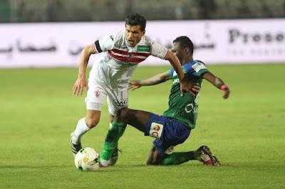 بالفيديو قائمة الزمالك ومصر المقاصة لمباراة اليوم فى بطولة كأس مصر