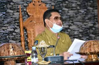 Detik-Detik Pelantikan AJO Indonesia Sekda Sinjai Minta Ajoi Harus Punya Posko Call Center