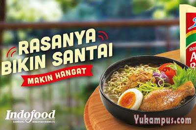 contoh kalimat persuasif iklan makanan