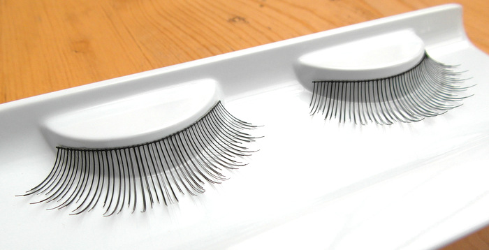 image of affordable false lashes