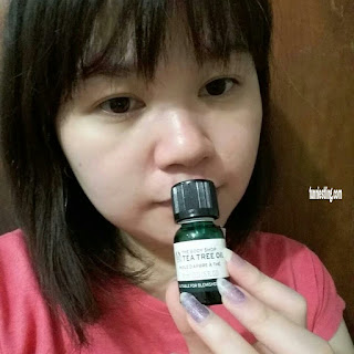 TBS Tea Tree Oil Ling