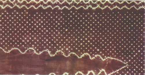 Batik Motif Tritik Jumputan
