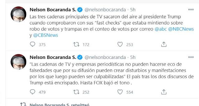 Cuánto cobran Jorge Ramos y Nelson Bocaranda por ponerse al servicio de la izquierda mundial?