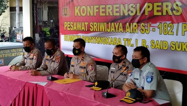 Jasa Raharja Akan Beri Santunan Rp 50 Juta ke Keluarga Korban Sriwijaya Air
