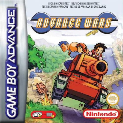 Advance Wars - Español - Portada