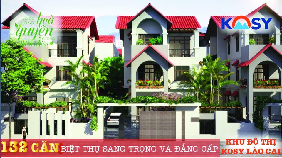 Biệt thự Kosy Lào Cai