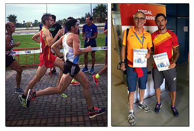 Atletismo Aranjuez Mundial Málaga