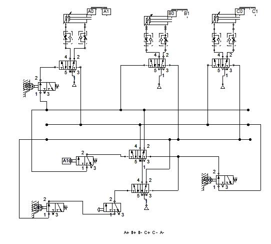 Bukan Kopi Paste: Perancangan sistem pneumatik hidroulik