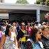 PROFESSORES DA REDE MUNICIPAL OCUPARAM O PÁTIO DA PREFEITURA DE BARREIRAS
