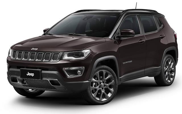 Jeep Compass 2020 PcD