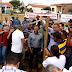 Governador da Bahia inaugura sistema de abastecimento de água em Lagoa da Caiçara município de Serra Preta