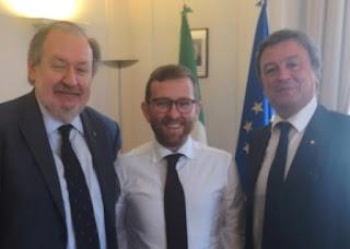 Confetra incontra il ministro Provenzano