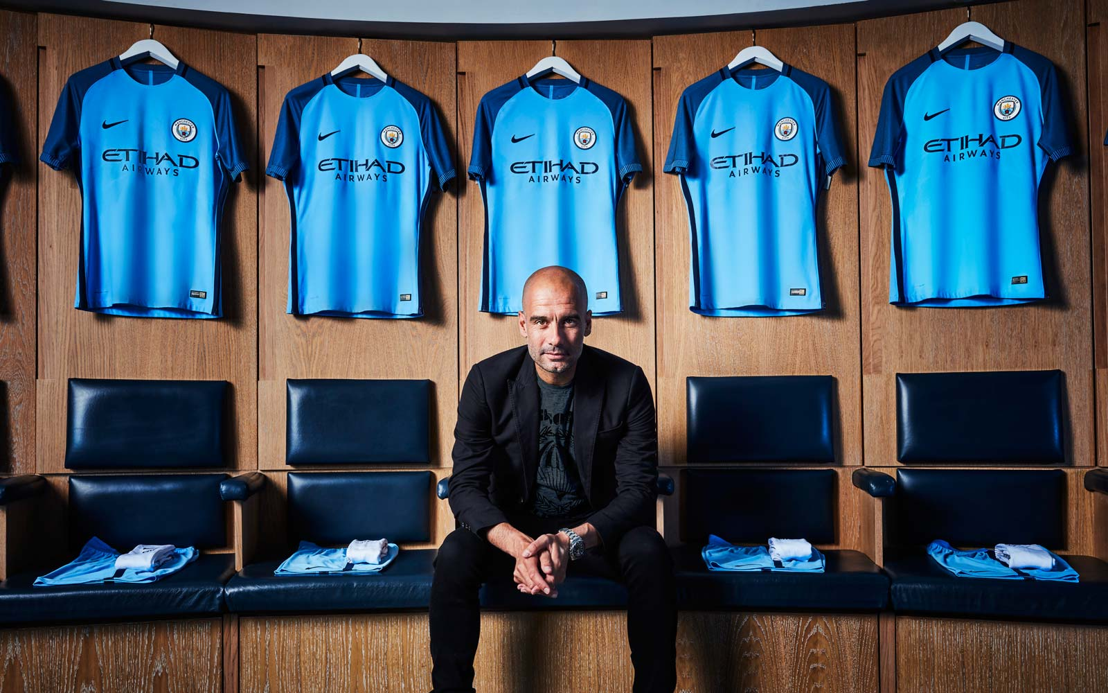 manchester city 16 17 home kit released footy headlines. Black Bedroom Furniture Sets. Home Design Ideas
