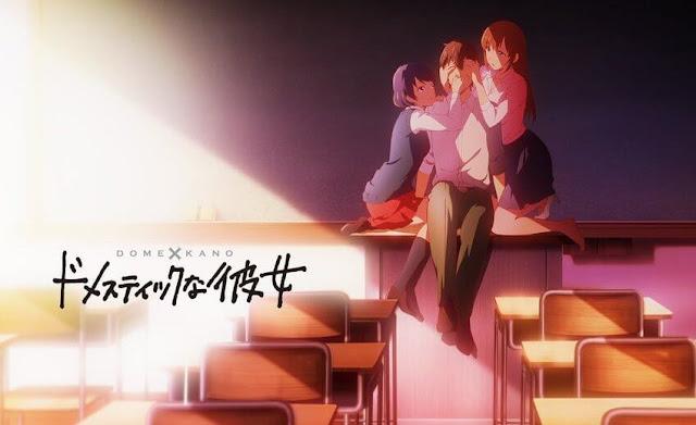 Berita terbaru Anime Domestic na Kanojo