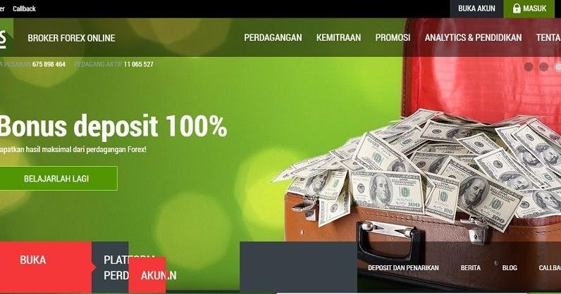 Forex no deposit bisa wd