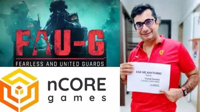 FAU-G game nCore games-Vishal Gondal