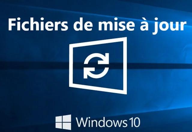Comment supprimer les anciens fichiers de mise à jour Windows?