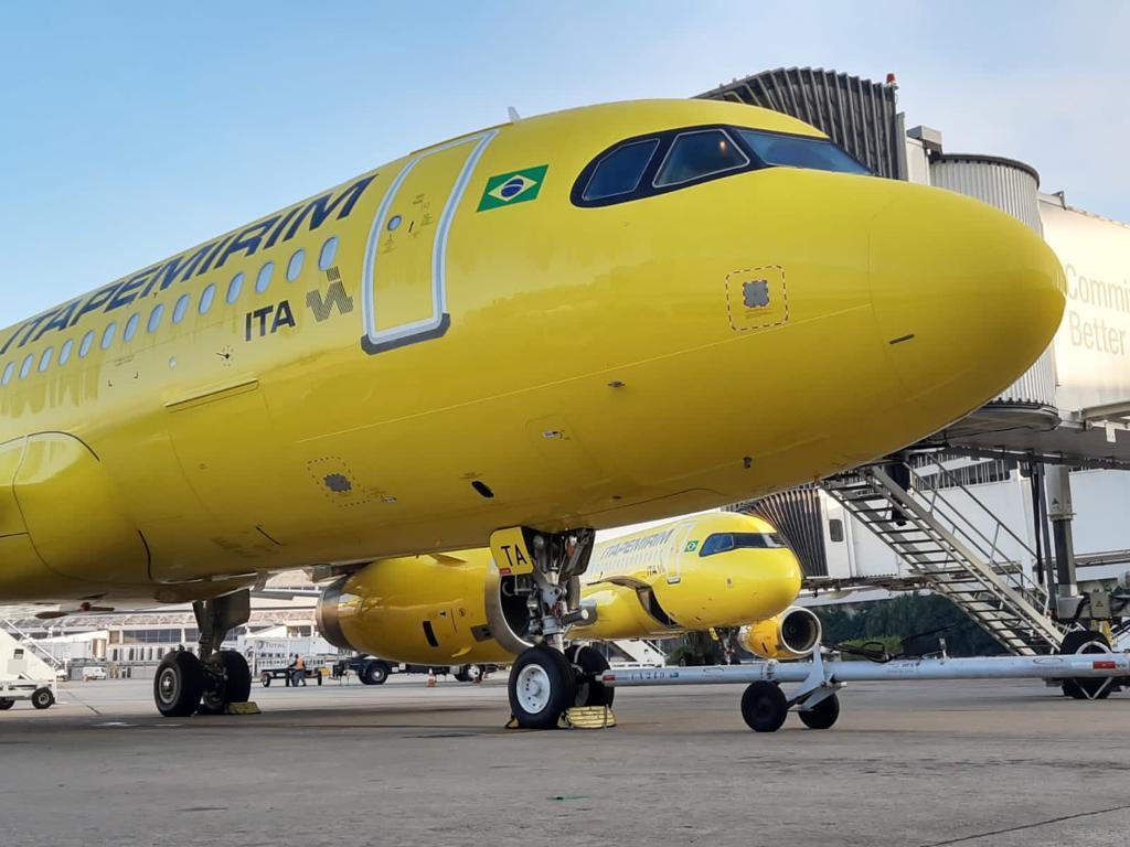 Itapemirim Transportes Aéreos Incorpora Quarta Aeronave