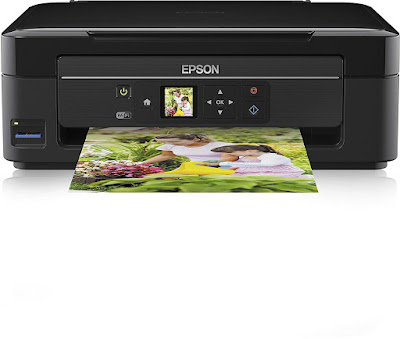 Claria home ink technology produces crisp Epson Expression Home XP-312 Driver Downloads