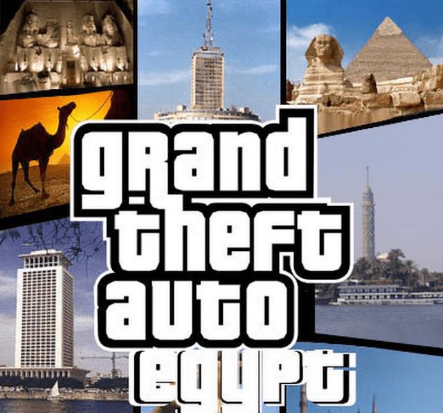 تحميل لعبة جاتا المصرية gta egypt 2020 للكمبيوتر من ميديا فاير