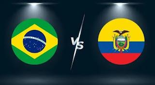 مشاهدة مباراة الإكوادور والبرازيل بث مباشر بتاريخ 29-06-2021 كوبا أمريكا 2021