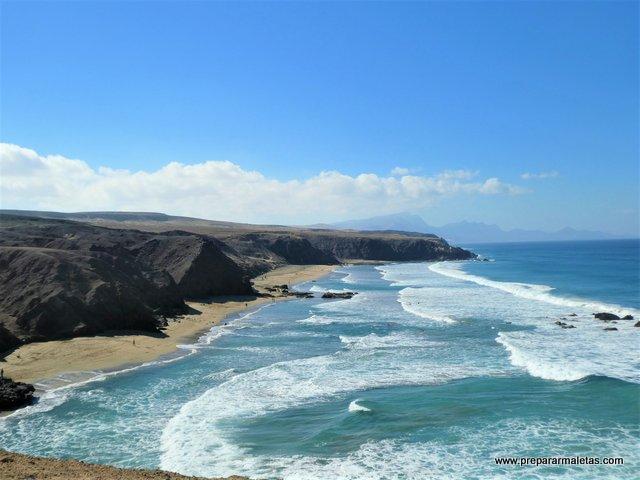 Fuerteventura y la lista de playas imprescindibles
