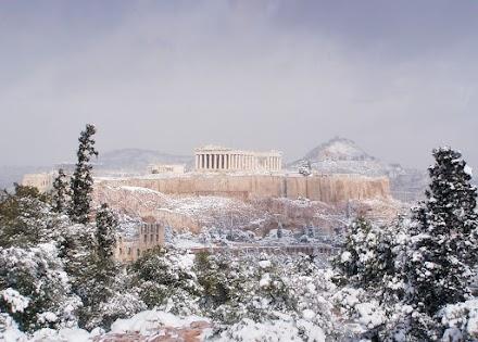 Χιονιάς 2008-Αφιέρωμα
