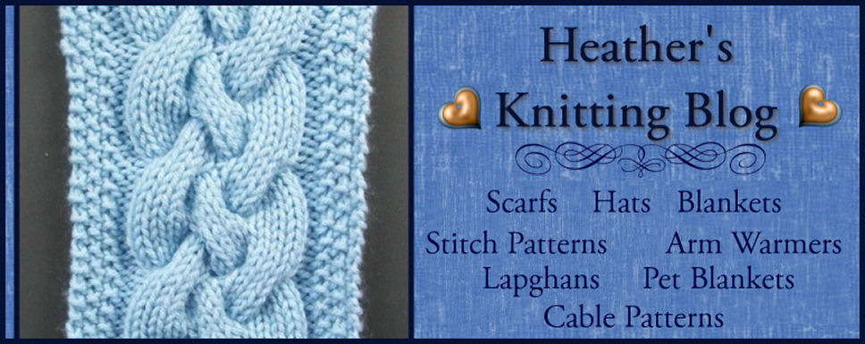 Knitting Patterns for the beginner or the advanced knitter
