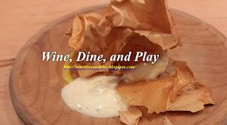 The Test Kitchen / meringue egg / https://winedineandplay.blogspot.com/2014/01/the-test-kitchen.html