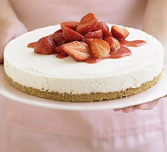 Cheesecake and Other Dishes